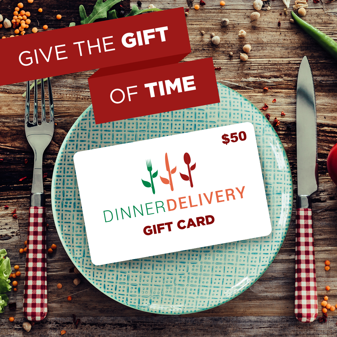 Food Delivery Gift Cards