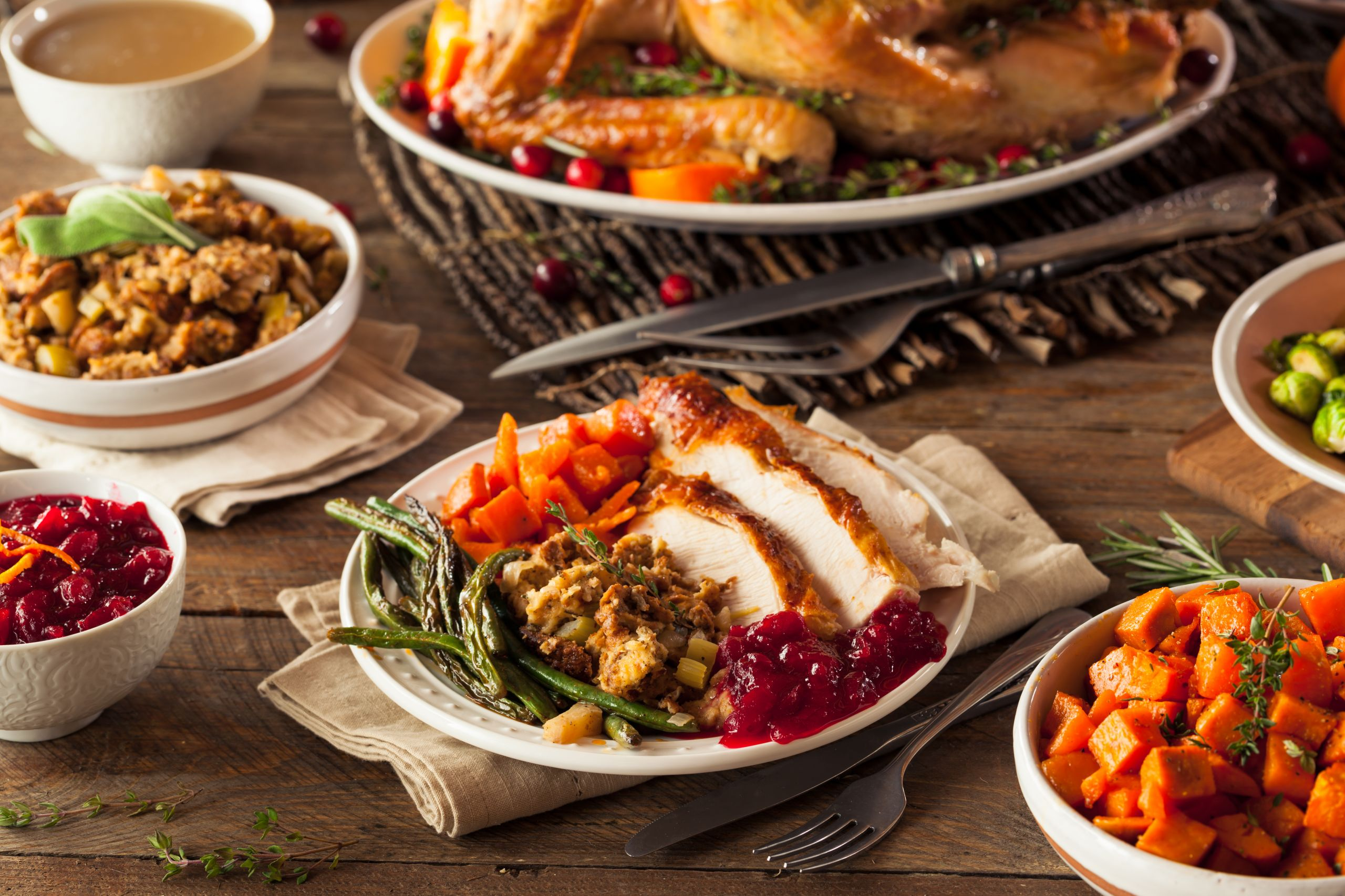 Thanksgiving Meal Prep Delivery for a Stress-free Holiday Feast