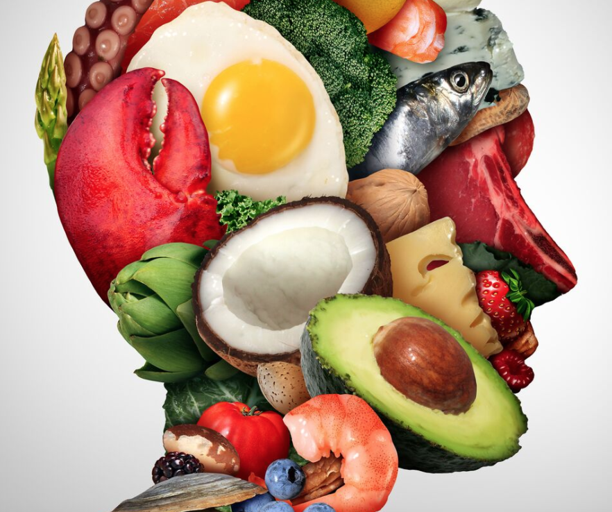 food and your mental health - mental health awareness month